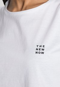 someday. - KARELA - Basic T-shirt - white - 4
