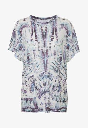 ARZANA - T-shirt con stampa - mixed blue