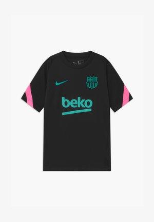 FC BARCELONA UNISEX - Fanartikel - black/pink beam/new green