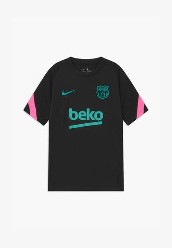 FC BARCELONA UNISEX - Vereinsmannschaften - black/pink beam/new green