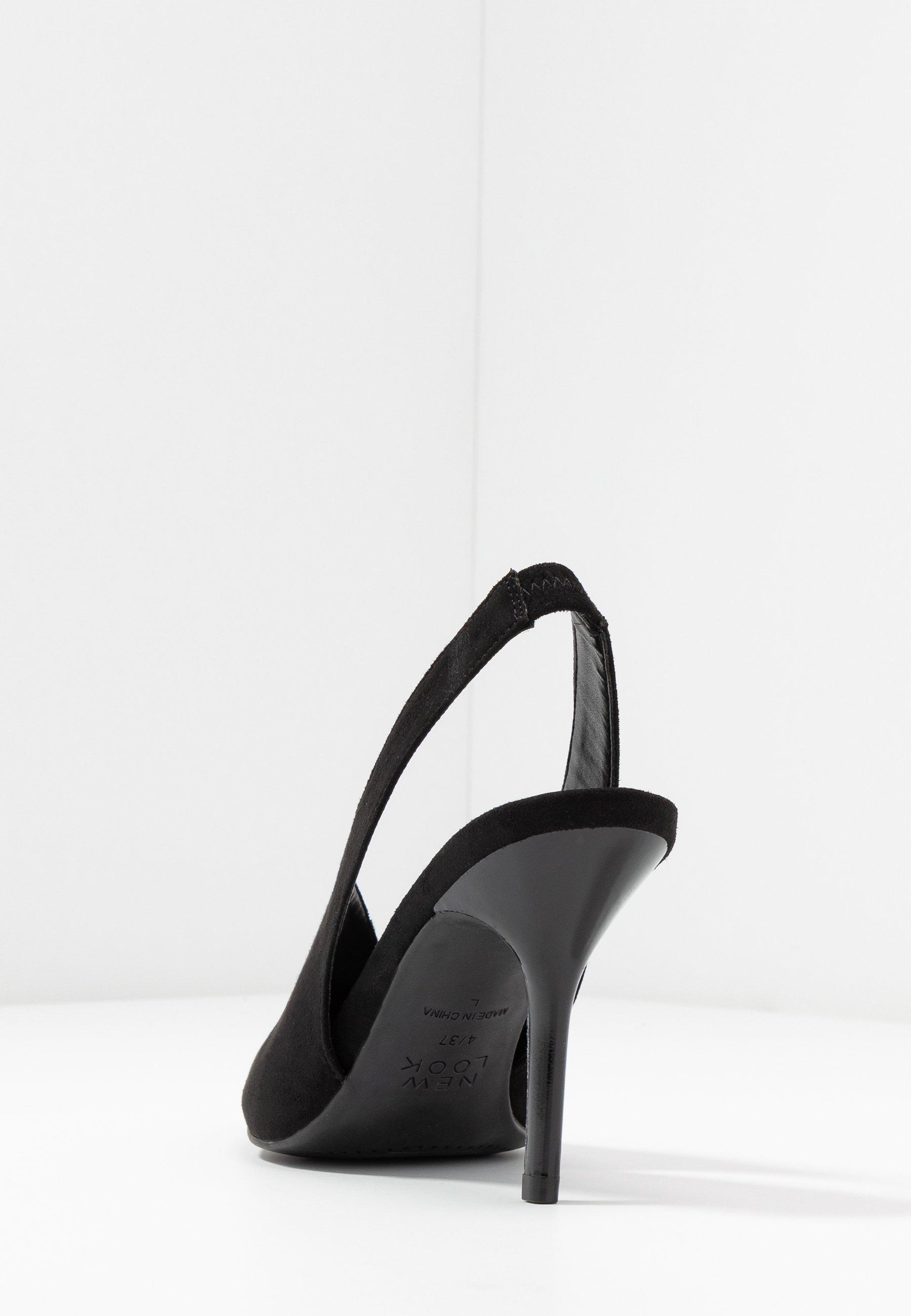 RIVAL Klassiska pumps black