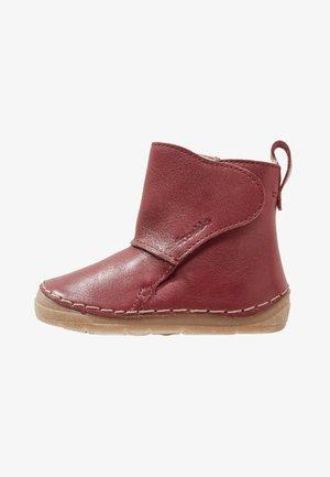 WARM LINING - Kotníkové boty - bordeaux