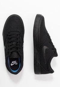 Nike SB - CHARGE - Trainers - black - 3
