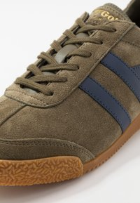 Gola - HARRIER - Sneakers - khaki/navy - 5