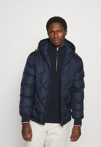 Tommy Hilfiger - TWO TONES - Winter jacket - blue - 0