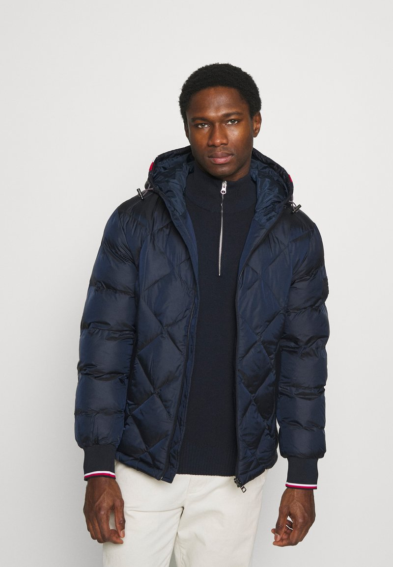 Tommy Hilfiger - TWO TONES - Winter jacket - blue