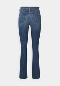 Mother - THE DOUBLE INSIDER - Jean flare - fruit carts - 1
