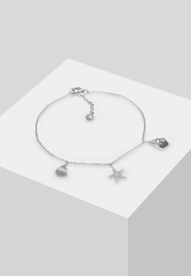 FUSSSCHMUCK - Armband - silber