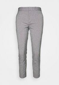 Banana Republic - MODERN SLOAN TEXTURE PANT - Kalhoty - dark grey - 0