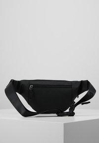 Fila - WAIST BAG SLIM - Bum bag - black - 2