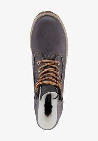 Däumling - Winter boots - taupe - 0
