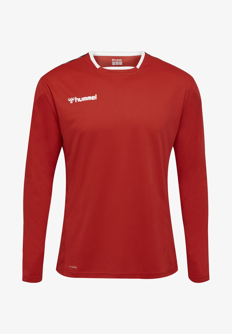 Hummel - HMLAUTHENTIC - Sports shirt -  red