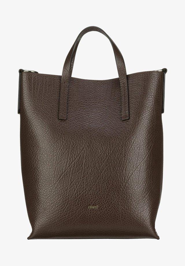 JULIE  - Tote bag - dark brown