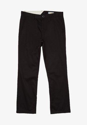FRICKIN SKATE CHINO PANT - Chino - black