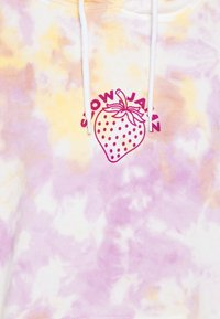 NEW girl ORDER - STRAWBERRY TIE DYE HOODIE  - Jersey con capucha - multicolor - 2