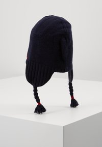 Polo Ralph Lauren - BEAR EARFLAP - Bonnet - navy - 3