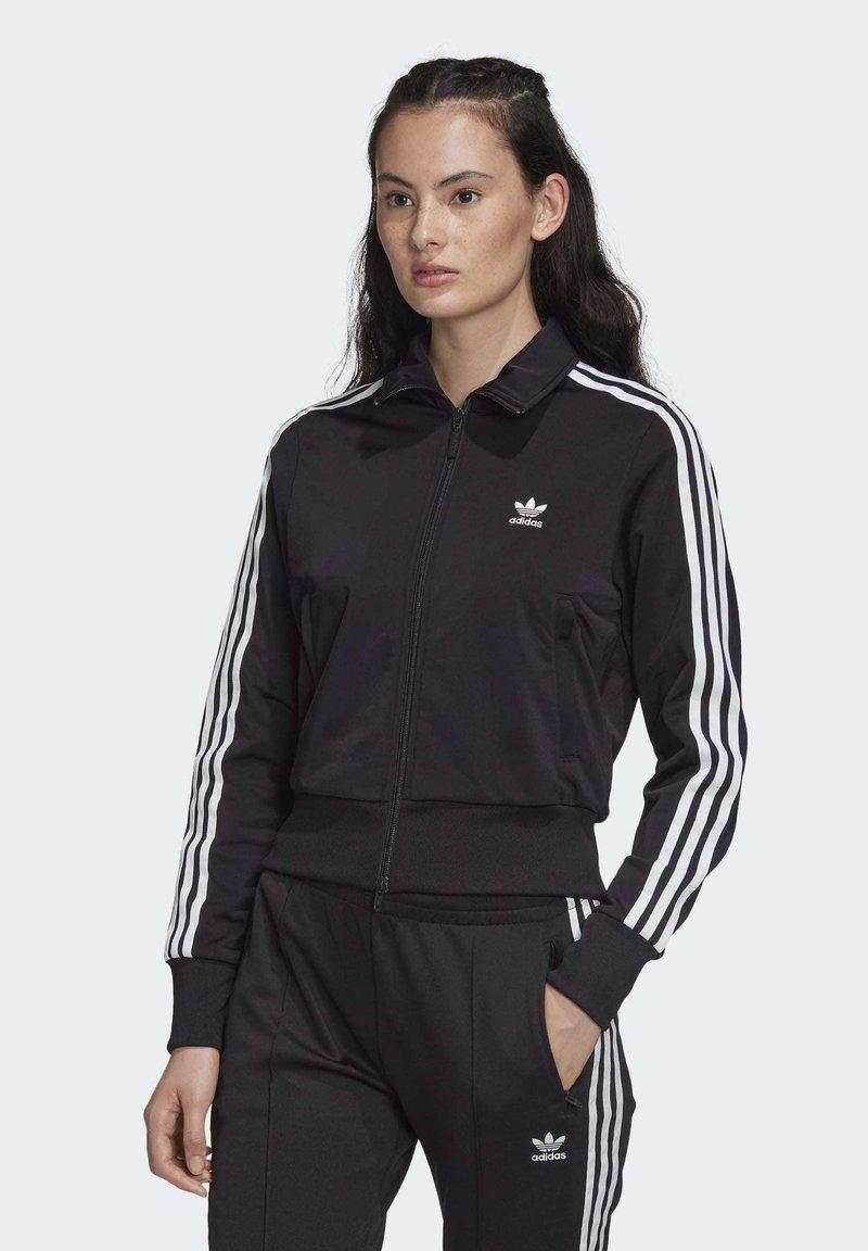 adidas Originals - FIREBIRD TRACK TOP - Treningsjakke - black