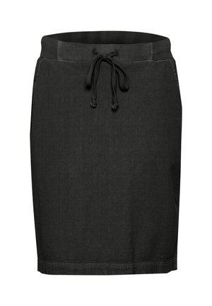 NAYA  - Pencil skirt - black deep
