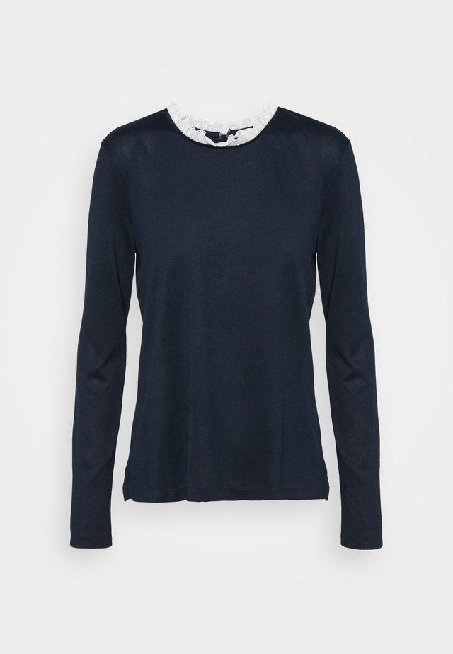 Jumper - medium blue