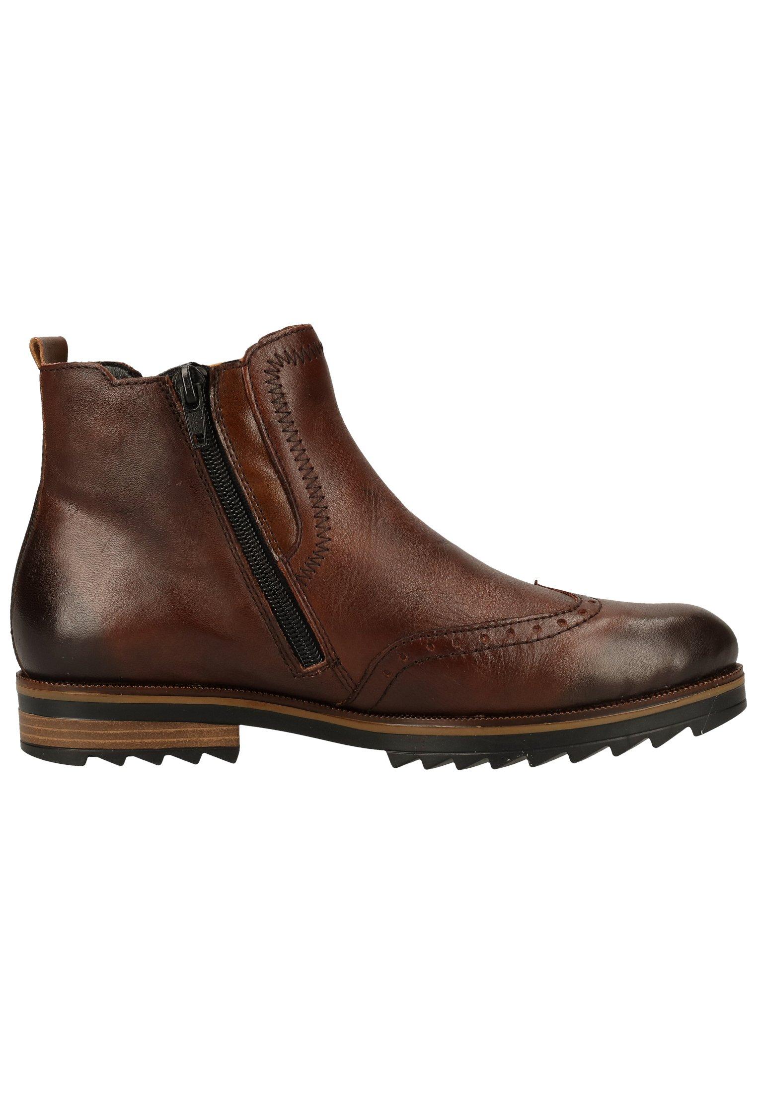 Remonte Boots à talons - mokka/mustard/25 - Bottines Femme Limité