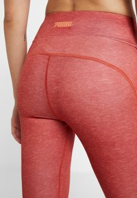 Puma - HIGH WAIST LEGGINGS - Tights - bossa nova - 3