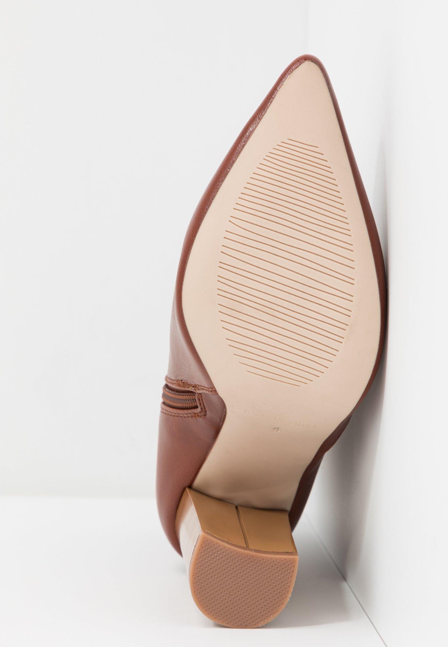 2013 Cheapest RAID KEYLA - High heeled ankle boots - tan | women's shoes 2020 7x5q6