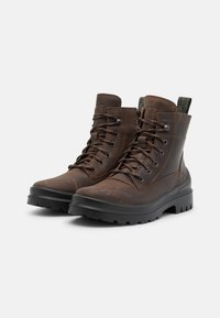 Marc O'Polo - JAN  - Lace-up ankle boots - dark brown - 1