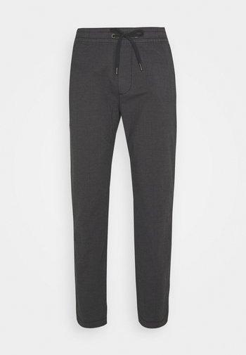 CROP TREVOR  - Pantalon classique - grey