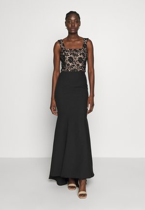 SOLANGE DRESS - Occasion wear - black