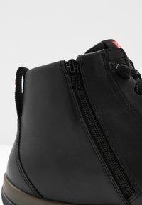 Camper - PEU PISTA - Sneaker high - black - 5