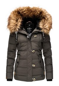 Navahoo - ZOJA - Winter jacket - anthracite - 2