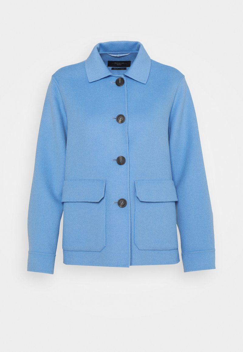 WEEKEND MaxMara - BIAVO - Summer jacket - himmelblau