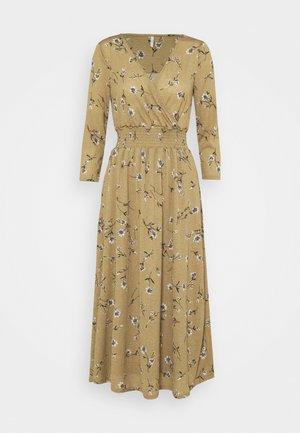 ONLPELLA DRESS - Jerseykjoler - elmwood