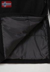Napapijri - RAINFOREST POCKET - Light jacket - black 041 - 3