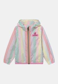 The Marc Jacobs - HOODED MINI ME - Waterproof jacket - multi-coloured - 0