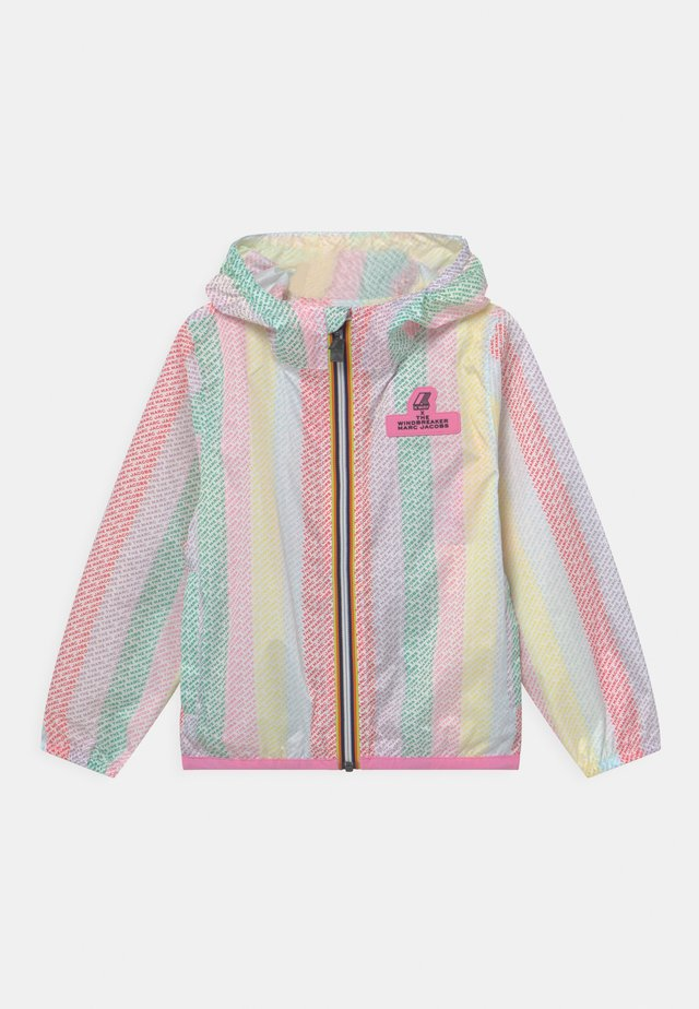 HOODED MINI ME - Regenjacke / wasserabweisende Jacke - multi-coloured