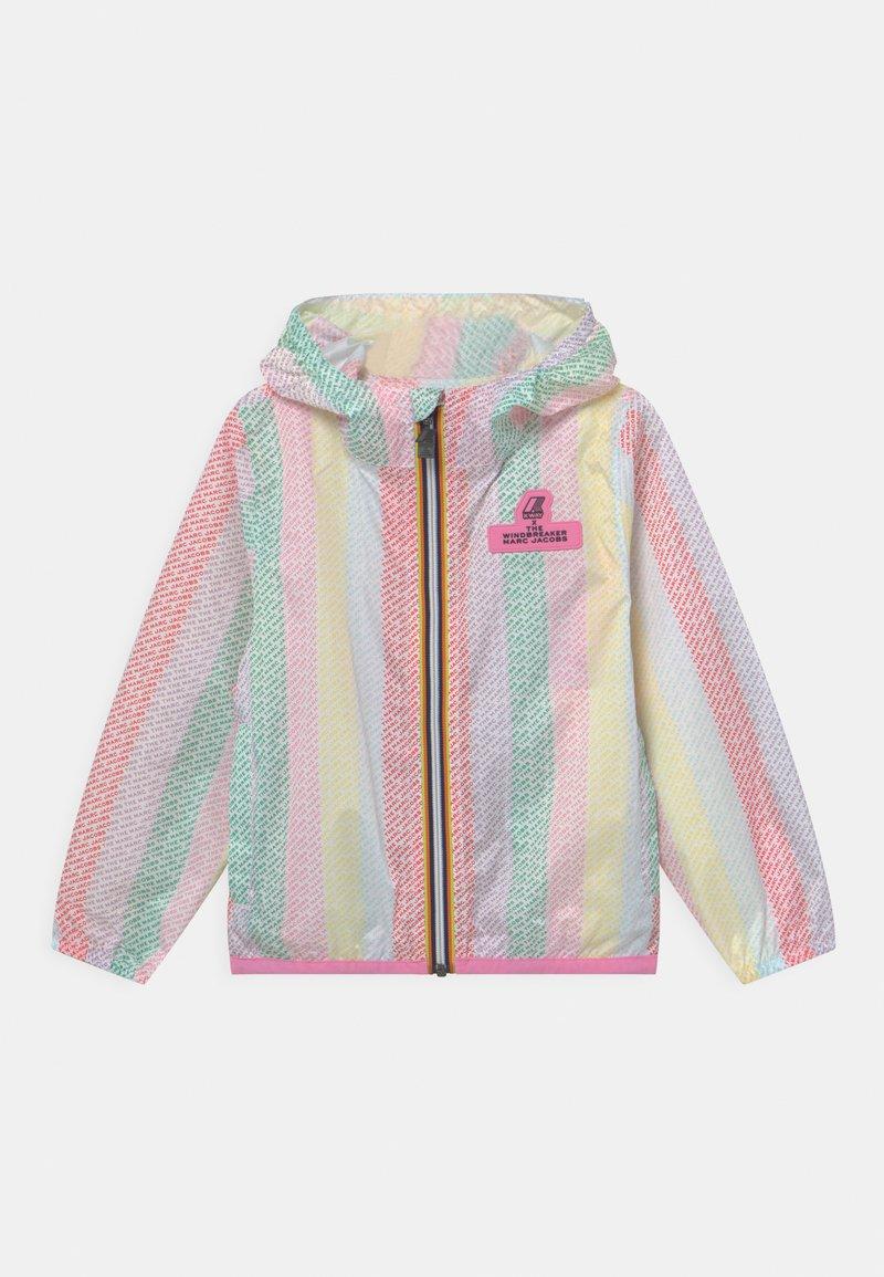 The Marc Jacobs - HOODED MINI ME - Waterproof jacket - multi-coloured