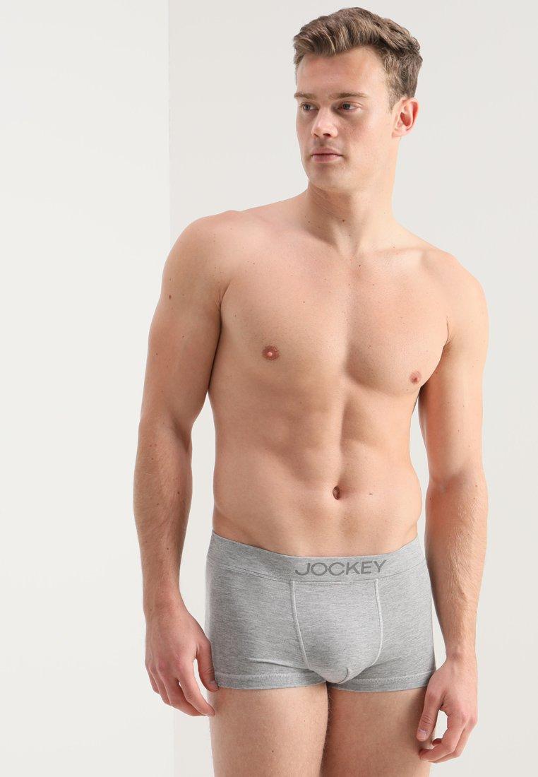 Jockey - SHORT TRUNK 2 PACK - Pants - anthracite