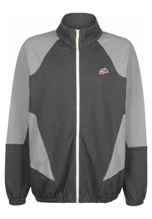 JACKA  - Training jacket - iron grey/particle grey