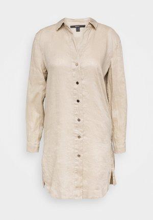 SPRING - Skjortebluser - khaki beige