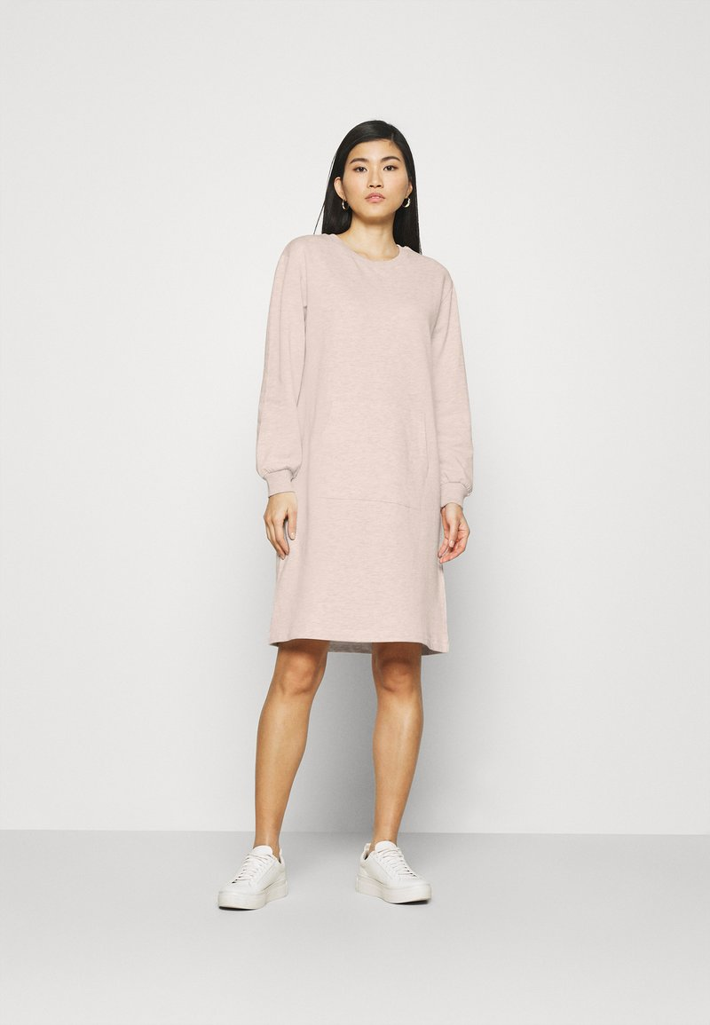 Freequent - FQRELAX - Day dress - silver gray melange