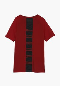 Jordan - 23 ALPHA DRY PANEL - Print T-shirt - gym red - 1