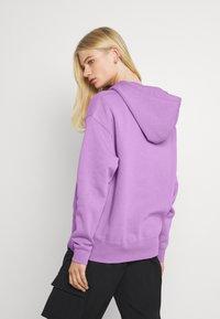 Nike Sportswear - HOODIE TREND - Sweater - violet shock/white - 0