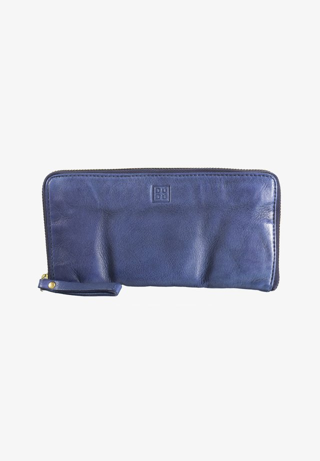 Portemonnee - indigo blue