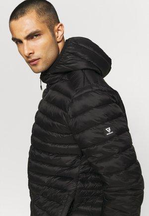 TALAN MEN JACKET - Zimní bunda - black