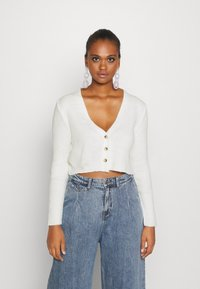 Missguided - Cardigan - offwhite - 0