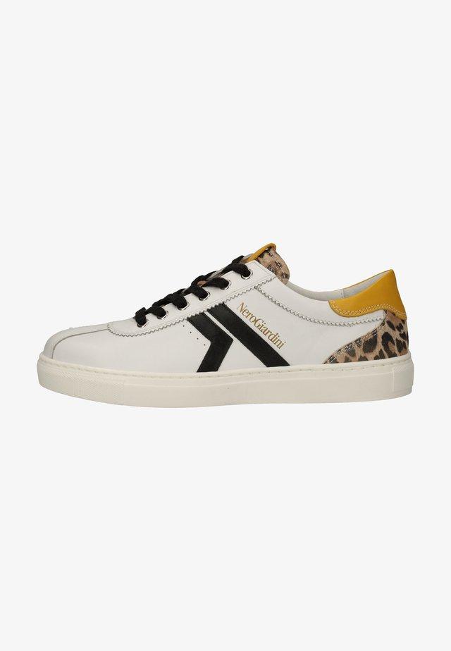 Sneakers laag - bianco