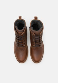 Bullboxer - Lace-up ankle boots - brown - 3