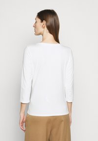 WEEKEND MaxMara - MULTIA - Long sleeved top - weiss - 2