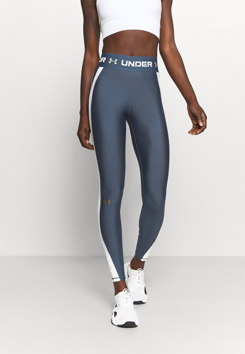 Under Armour - Legging - mechanic blue